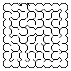 octagon maze puzzle